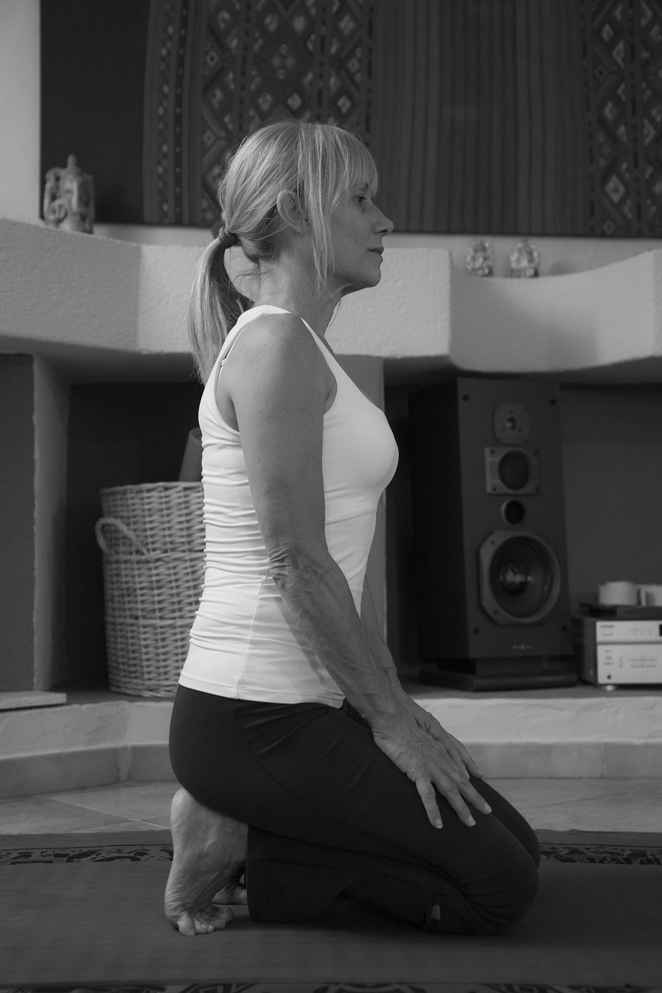 Vajrasana Alchimissa Yoga sardegna