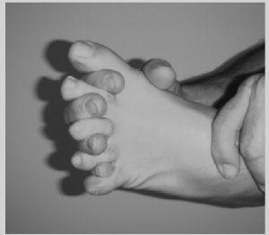 Esercizio piede