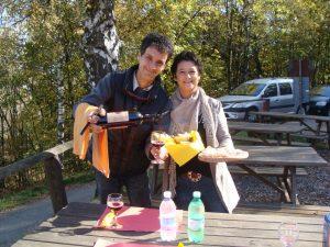 Rosanna & Giorgio