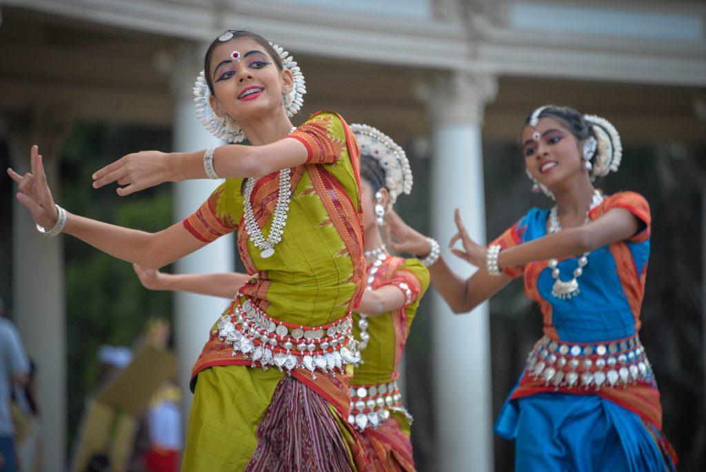 danzatrici indiane