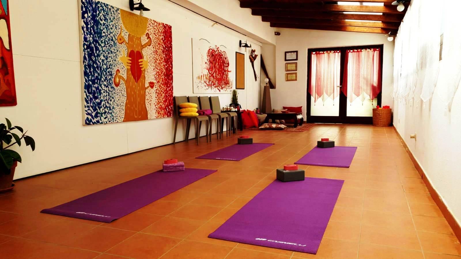 yoga torre delle stelle