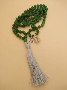 rosario indiano giada verde