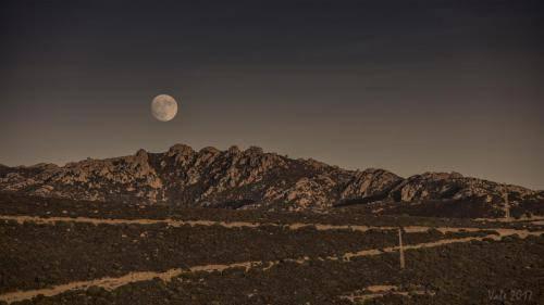 Torre delle Stelle e la Luna
