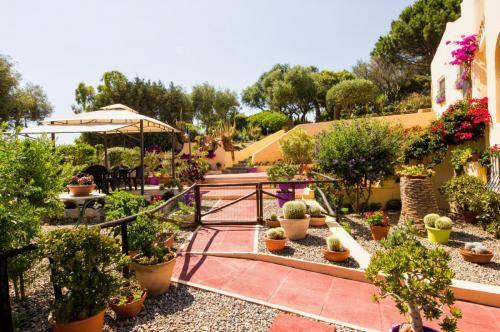 giardino patio